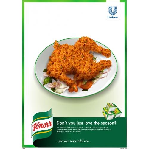Knorr Seasoning
